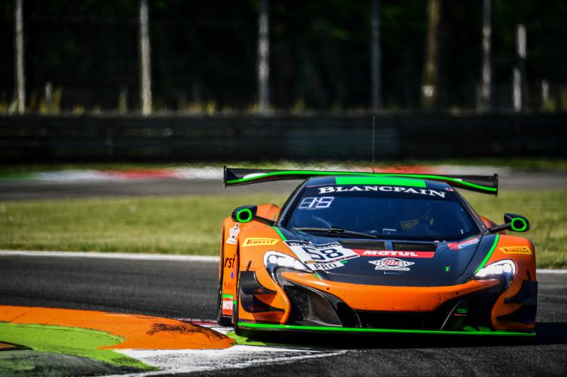 Strakka Racing 58