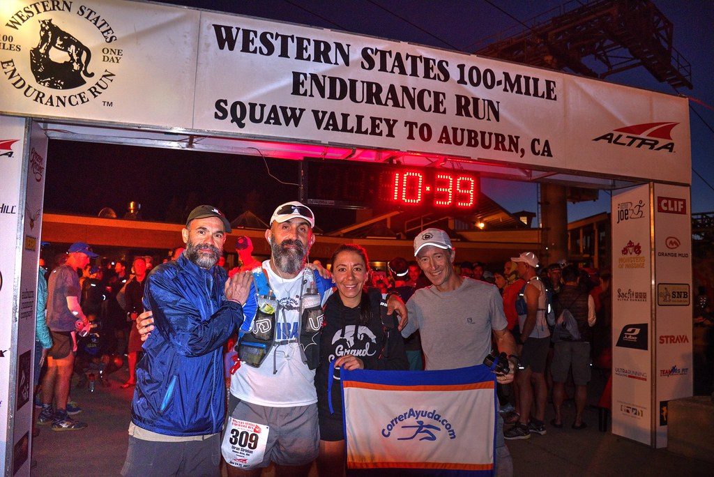 Western States Ultra Trail Running