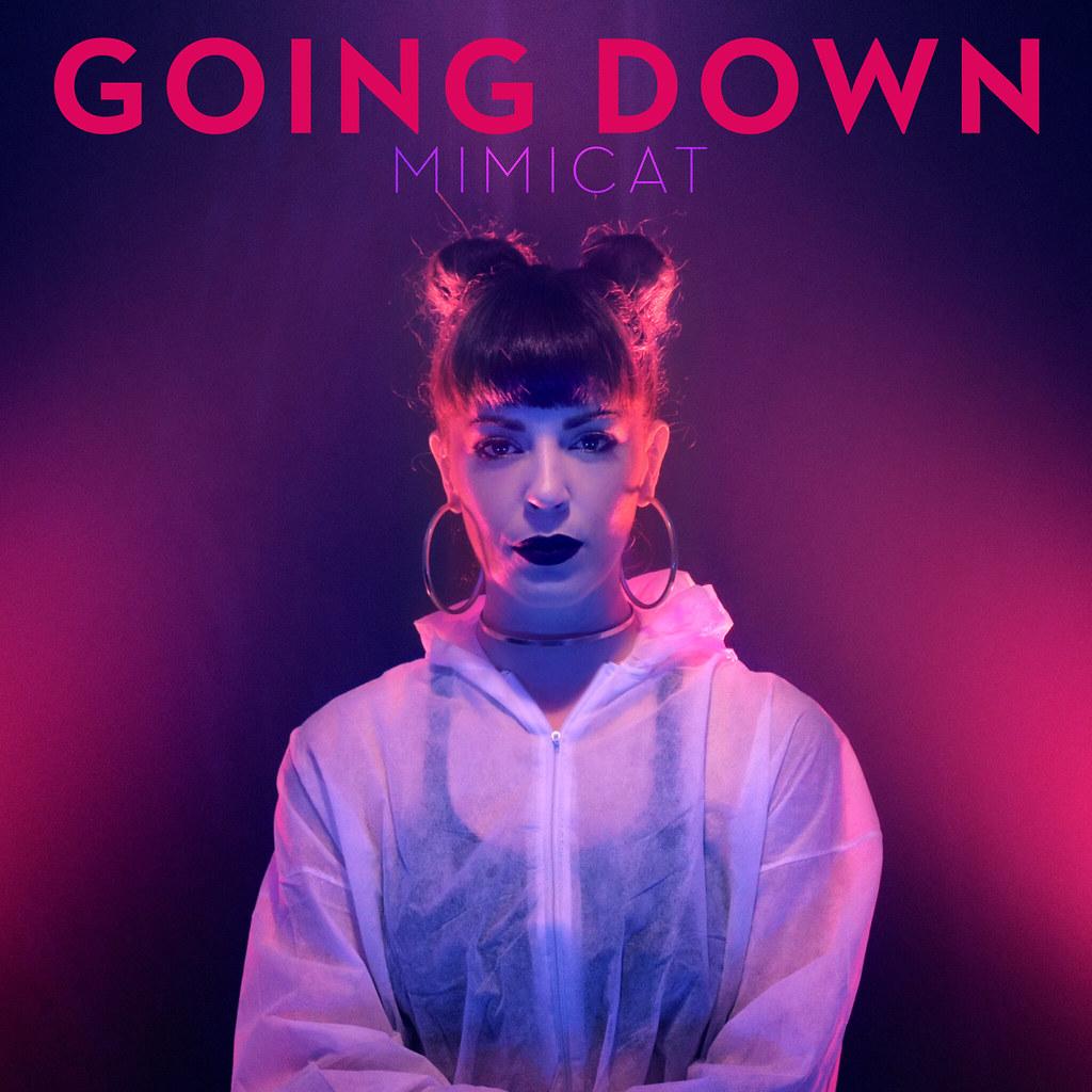 Mimicat - Going Down - capa