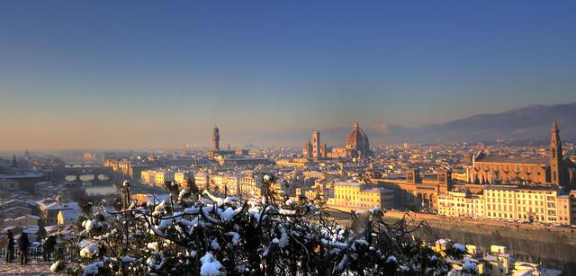 Skyline Florence