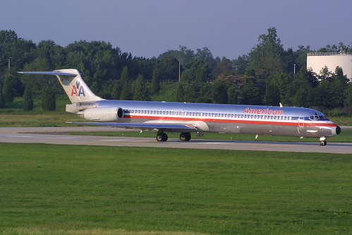 American Airlines McDonnell-Douglas MD-83 N434AA
