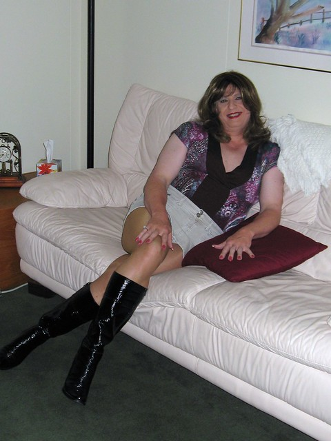 Another Pair of Black Leather Boots