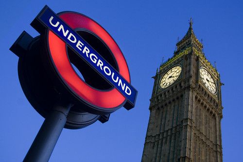 Underground and Big Ben - London  by euan_pics