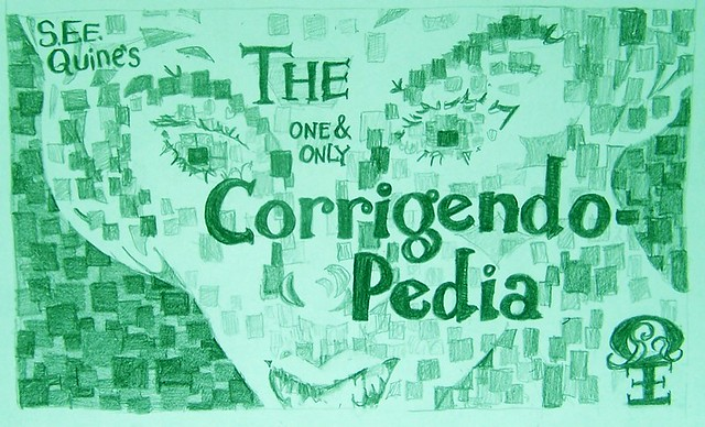 dec 128 Corrigendopedia main page