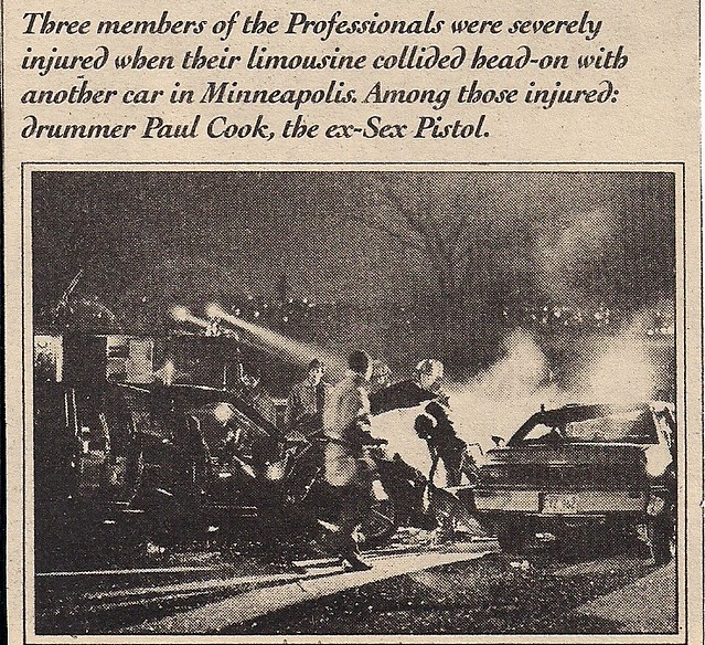 01/21/82 Rolling Stone Magazine News Item - Professionals Car Accident in Minneapolis | Flickr ...