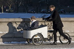 Push It - Cycling in Winter in Copenhagen