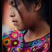 Girl at market, Chichicastenango, Guatemala (2)