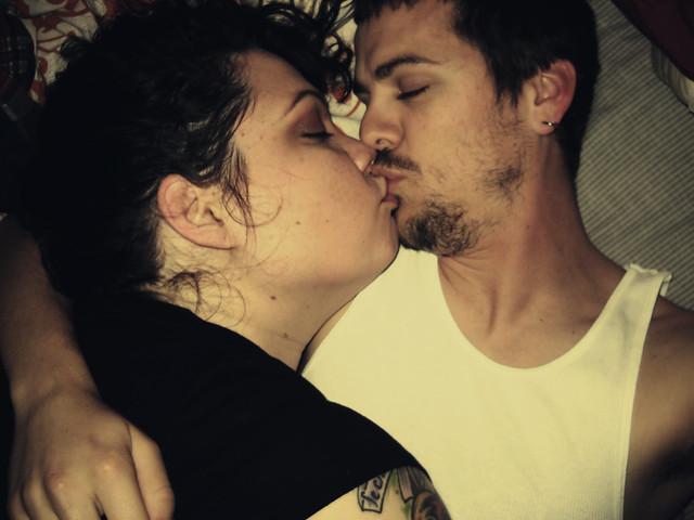 mmm kisses...