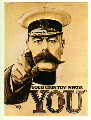 Your Country Needs You (Kitchener)