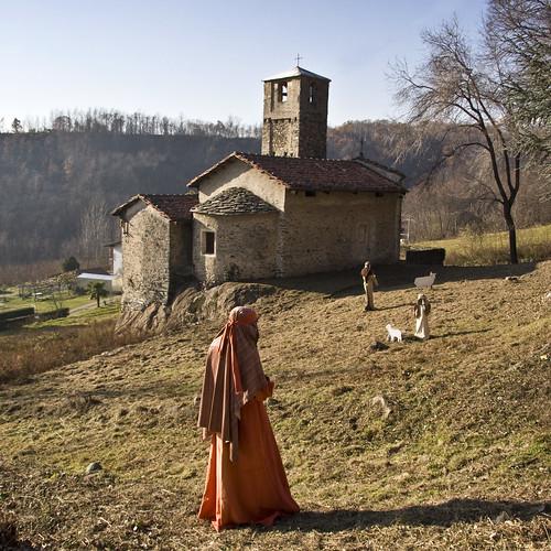 Angoli di territorio lungo la via francigena tra ivrea e for Piani di fattoria a grandezza naturale