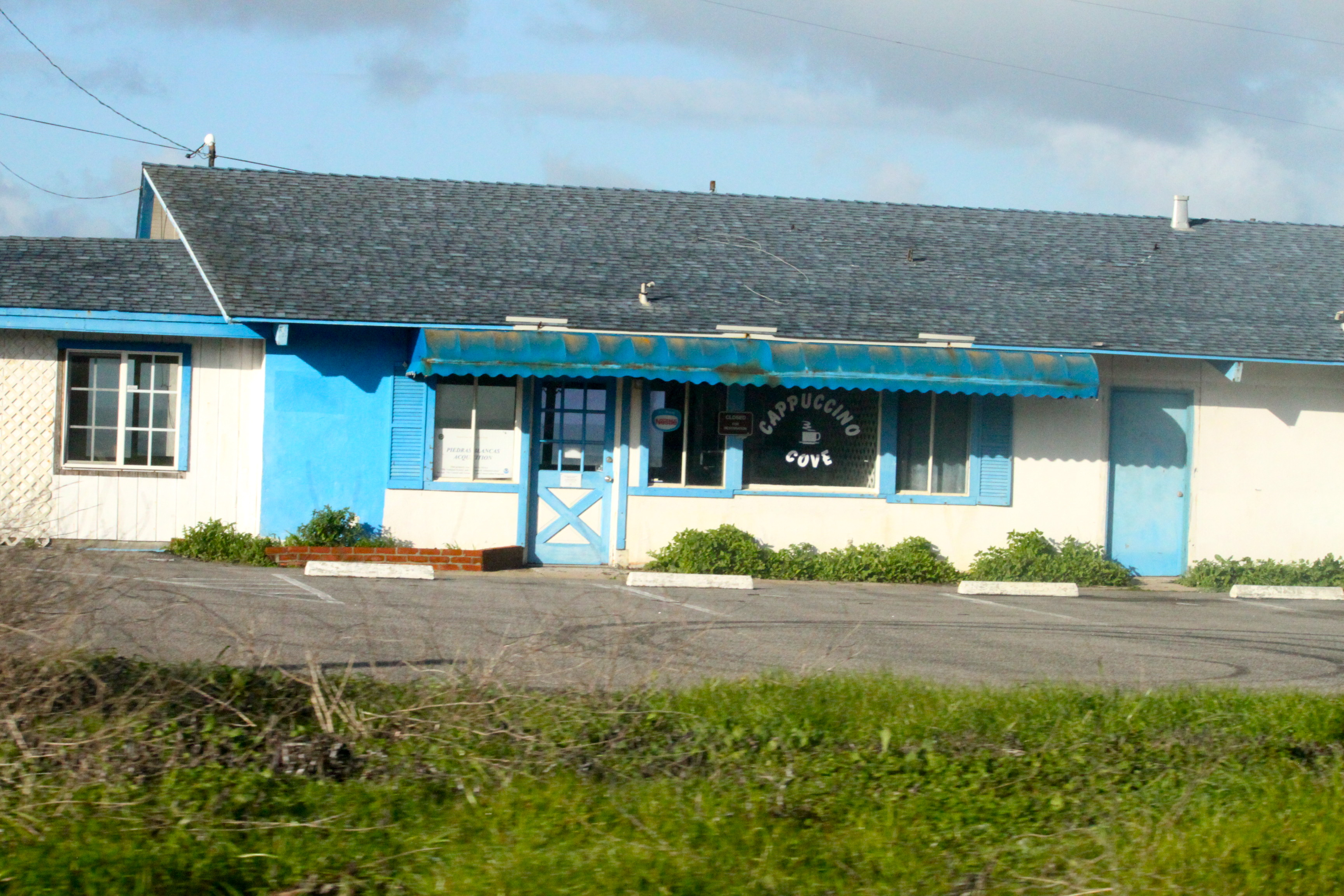 Rural Ocean Front Property