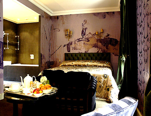 The most romantic hotel in Paris, Hotel particulier Montmartre