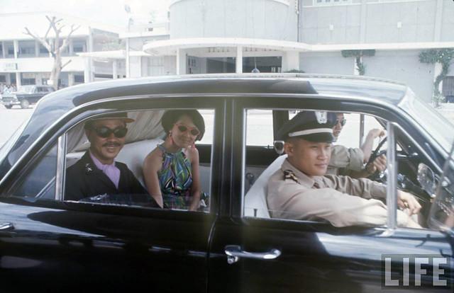 PM Nguyen Cao Ky in Da Nang 1967 (2)