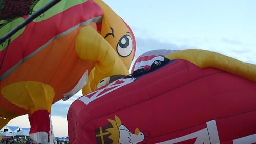 Hot Air Balloon Fest Sneakie