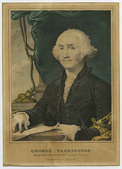 George Washington. First President of the United States