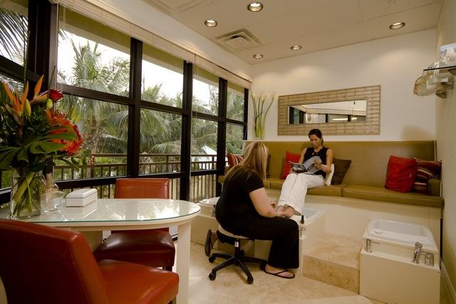 Spa at 'Tween Waters Inn Island Resort, Captiva Island Florida 6