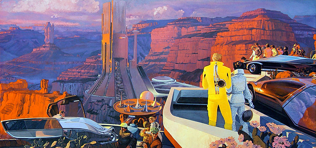 canyon ... Syd Mead