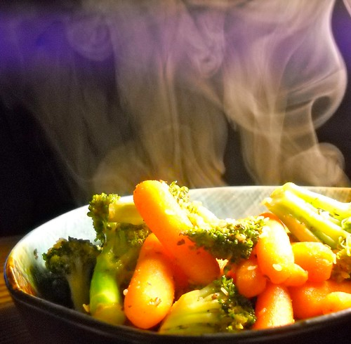 Steam Vegetables