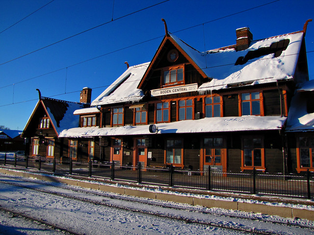 Boden station boden sweden flickr photo sharing for Boden sweden