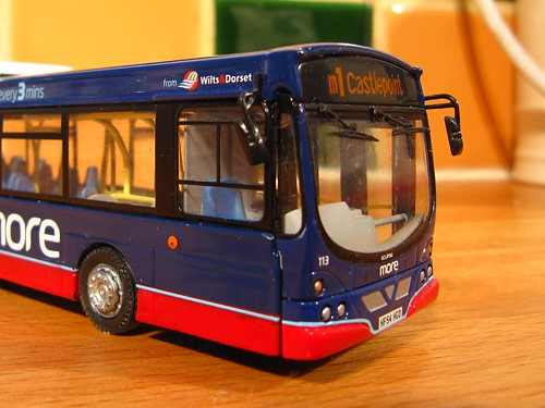 Wilts and Dorset Wright Solar Urban Eclipse Model Bus