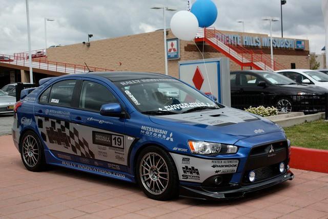 Rally Innovation's Evo_Soul Sportback Ralliart   Flickr - Photo Sharing!