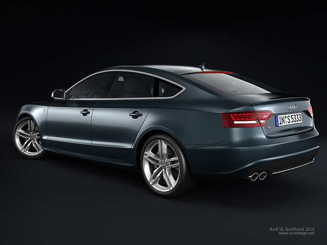 Audi R5 Flickr Photo Sharing