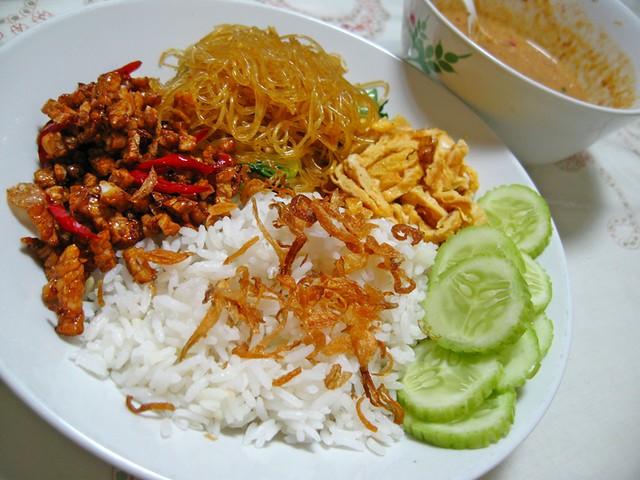 Nasi Uduk Jakarta   Flickr - Photo Sharing!