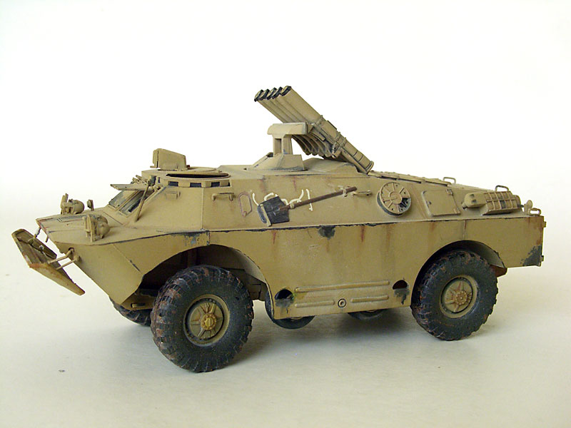 Iraq BRDM-3 - a photo on Flick...