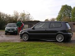 family car(0.0), automobile(1.0), automotive exterior(1.0), wheel(1.0), volkswagen(1.0), vehicle(1.0), volkswagen golf mk3(1.0), volkswagen golf mk4(1.0), city car(1.0), bumper(1.0), land vehicle(1.0), hatchback(1.0), volkswagen golf(1.0),