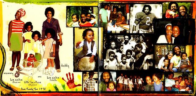 photoZiggy Marley Family Time