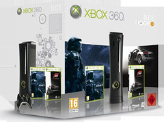 4443272234 cf642daa39 m Xbox 360 Console With Kinect   Where Fun Workouts and Exiting Game Play Meet