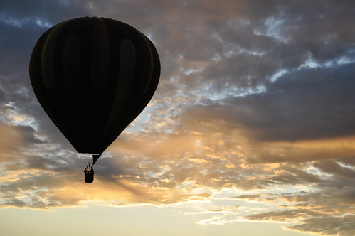 sunrise balloon