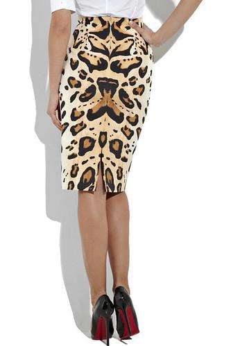 Rock Leopardenmuster