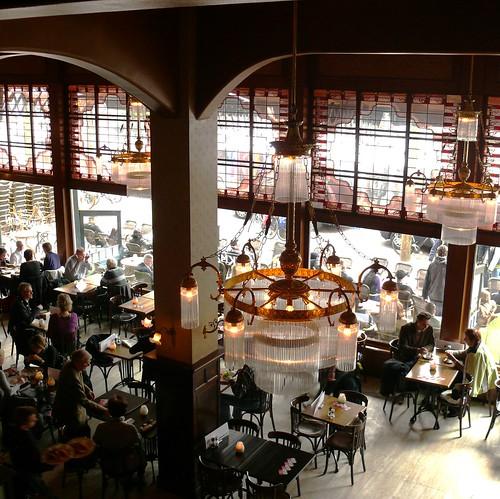 Haarlem, at Brinkmann's