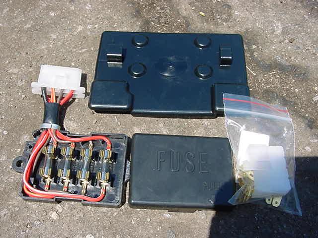 Yamaha Xs Xj Rd Rz Fz600 Tx Xs650 Xs1100 Fuse Box