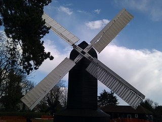 Image of High Salvington Windmill near Findon. windmill worthing highsalvington upcoming:event=5629467