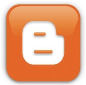 Google Blogger logo