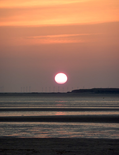 West Kirby Sunset 4
