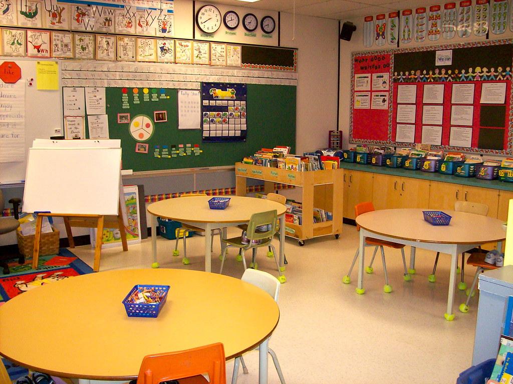 Classroom Tour 3
