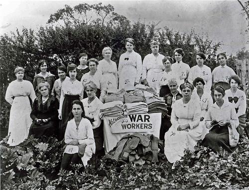 Katoomba War Workers