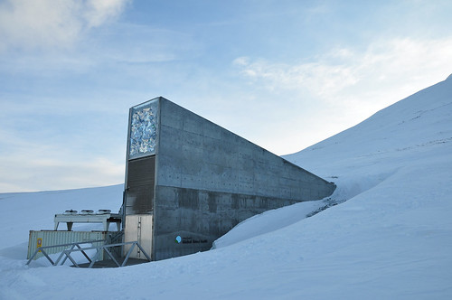 Completed Seed Vault