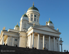 Helsinki Cathedral Spring Day