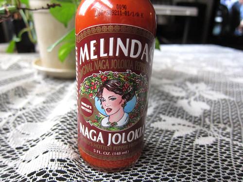03 Melinda's Naga Jolokia - World's Hottest Pepper from India