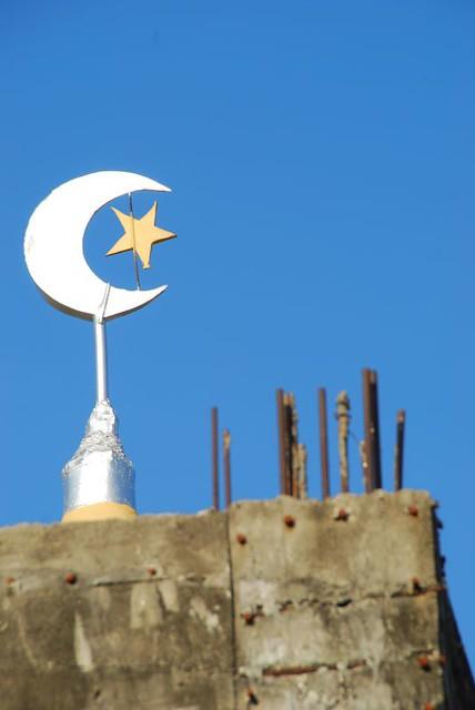 Community building Mosque