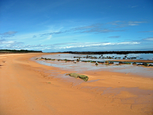 East Sands, St.Andrews, Scotland