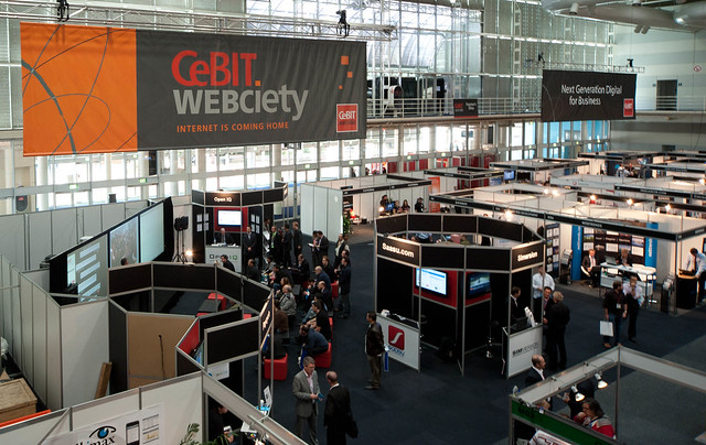 Webciety @ CeBIT