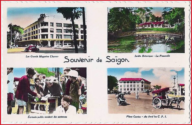 Souvenir de SAIGON (6)