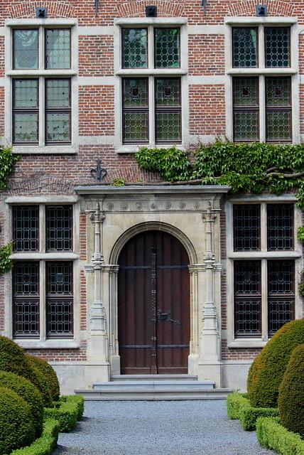 Europe - Belgium / Castle of Gaasbeek