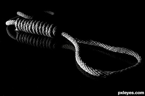photography picture: The Hang-mans Knot