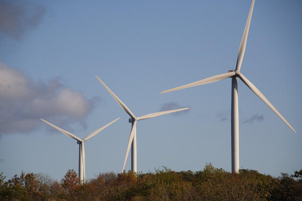 Windmills in Paldiski
